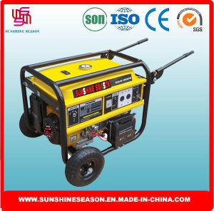 5kw Gasoline Generator for Home Supply with High Quality (EC12000E2) pictures & photos