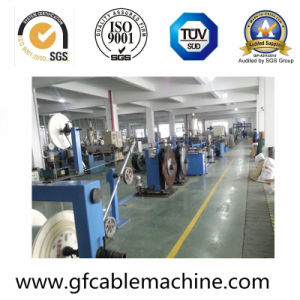 Optical Fiber Cable Sheath Extrusion Line and ADSS Fiber Production Line pictures & photos