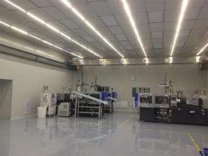 American Standard 1000 Class Cleanroom