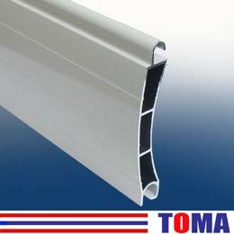 77mm Aluminum Double Layer Slat, Roller Shutter Slat (TMS77F) pictures & photos