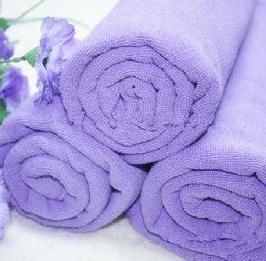SGS Microfiber Advertisement Towel