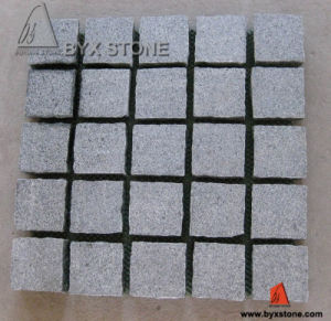 Natural G654 Flamed Granite Paving Cube Stone for Decoration pictures & photos