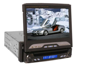 7 Inch 1 DIN 3D Digital Screen Car DVD Player with GPS and Navigation,DVB-T,RDS,iPod (FLY-U-7008D)