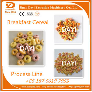 Nutritional Corn Flakes Processing Line pictures & photos