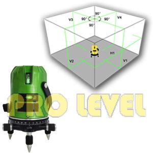 4V1h1d Self-Leveling Green Laser Level (SK-468PG) pictures & photos