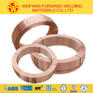 Eh14 EL12 Em12 Submerges Arc Welding Wire Welding Product with ISO9001 Manufacturer pictures & photos