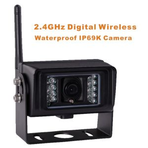 18 LEDs Waterproof 2.4GHz Wireless Transmitter System pictures & photos