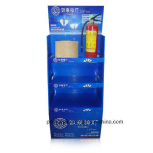 Cardboard Pop Display Shelf Paper Point of Purchase Display in Heavy Duty pictures & photos
