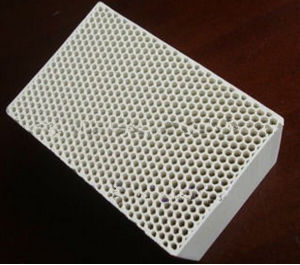 Honeycomb Ceramic Heater Ceramic Honeycomb Heat Exchanger pictures & photos