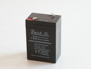 6V4 Electric Scale Battery (3-FM-4) pictures & photos