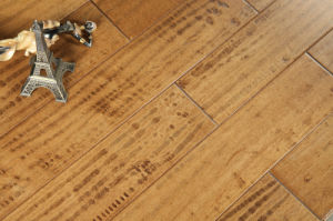 Hot Selling Acer Engineered Flooring 15mm pictures & photos