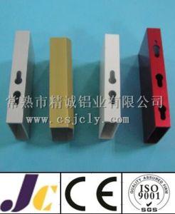 Different Powder Coating Aluminium Profiles with Machining, Aluminium Extrusion Profiles (JC-W-10057) pictures & photos