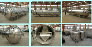 Dry Fruit and Vegetable Autoclave for Food Process pictures & photos