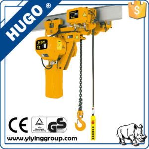 5ton Capacity Electric Chain Hoist with Load Limiter pictures & photos