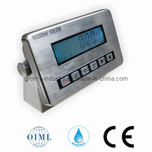 OIML Approved Waterproof Digital Weighing Indicator pictures & photos