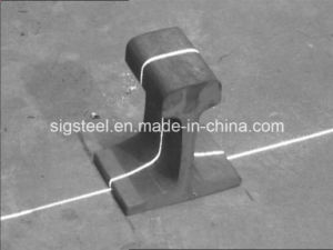 Uic 860 Standard Steel Rails pictures & photos