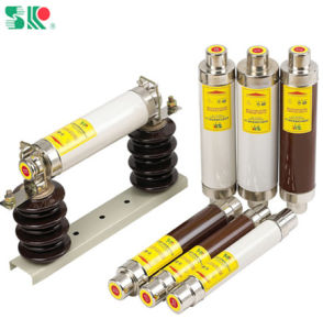Ceramic High Voltage Fuse for Electraical Network Protection pictures & photos