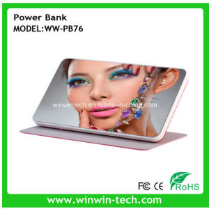 Mirror Function High Quality Power Bank with 10000mAh