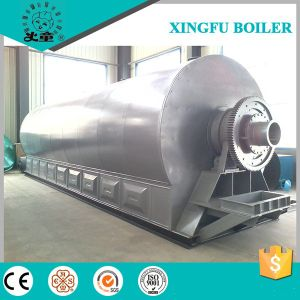 20t Semi Continuous Waste Plastic Pyrolysis Plant pictures & photos