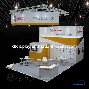 Modular Wooden Exhibition Booth 20′x30′