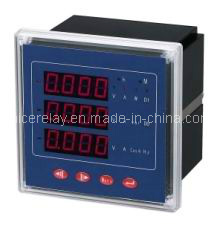 Multifunction Power Meter for Energy Meter (NRM08E-2S4) pictures & photos