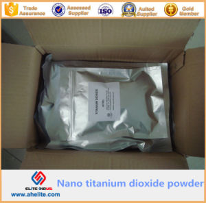 Rutile Type Nano Titanium Dioxide Used for Cosmetics pictures & photos