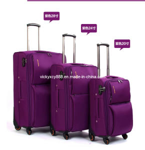 Top Quality Wheeled Trolley Luggage Travel Bag Case Suitcase (Cy6931) pictures & photos