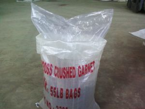 Popular Size Garnet Sand 80 Mesh pictures & photos