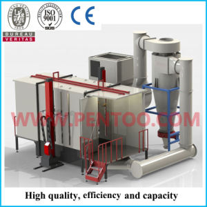 High Efficiency Powder Coating Machine in Powder Coating Line pictures & photos