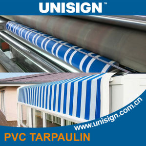 PVC Strip Tarpaulin for Sunshade pictures & photos