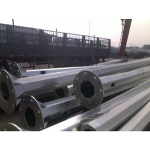 Sangao Best Quality Conical Steel Pipe