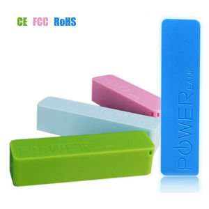 CE FCC RoHS Mini Porable Mobile Power Bank