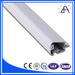 High Quality Anodized 6063-T5 Aluminum Profile for Light Box pictures & photos