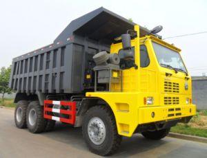 HOWO 6X4 70t Mining Dump Truck (ZZ5707S3840AJ) pictures & photos
