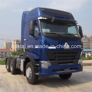 Sinotruk 6X4 Euro II 420HP HOWO A7 Tractor Truck pictures & photos