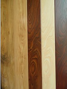 Click Joint Laminated Wooden Flooring (Design 34)