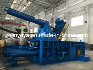 400ton Waste Metal Scraps Baling Machine (factory) pictures & photos