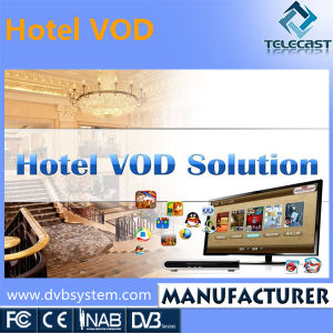 Telecast Hotel VOD Solution