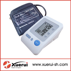 Arm-Type Electronic Blood Pressure Monitor pictures & photos