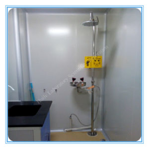 China Made Lab Stainless Steel Combination Emergency Shower pictures & photos
