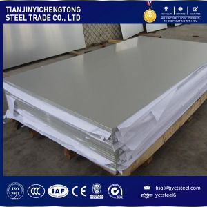 Ni8 304 Stainless Steel Plate Tisco / Bao Steel pictures & photos