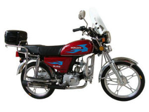 EEC Cheap 50cc 70cc Motorbike Motorcycles Cub Moped Scooters (WJH50Q-D) pictures & photos