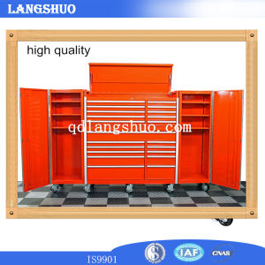 Side Locker Heavy Duty Tool Cabinet pictures & photos