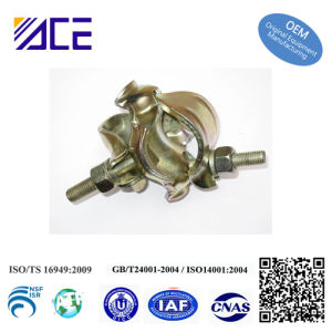 Industrial Tubular Clamps for Scaffold pictures & photos