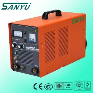 SANYU MIG/MAG INVERTER WELDING MACHINE/WELDER 220V SERIES pictures & photos