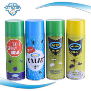 400ml Insecticide Aerosol Spray Hot Sale in Africa Market pictures & photos