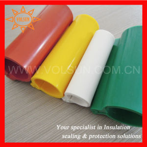 Overhead Line Insulation Split Rubber Tube pictures & photos