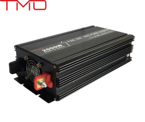 Home Solar System off Grid 2kVA Inverter 12V 220V 1000W 2000W 3000W 4000W 5000W Solar Inverter pictures & photos