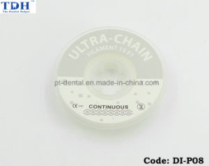 Dental Orthodontic Elastic C-Chain /Power Chain (4.5 Meter long) (DI-p08) pictures & photos
