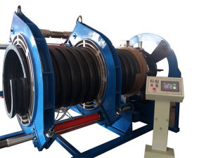 Plastic Pipeline Welding Machine (BRDH300/400/500/600/700/800/900/1000, Hydraulic) pictures & photos
